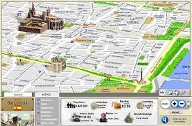 mapas ciudades