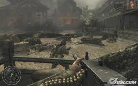 call of duty world at war on xbox 360