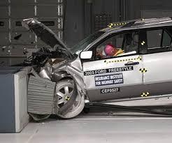 crash test automobile