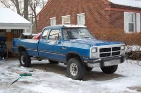 1992 dodge diesel