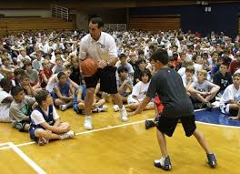 the Duke Basketball Camp