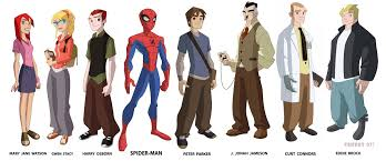 spectacular spiderman games