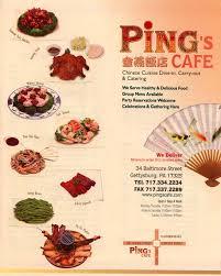 chinese menus
