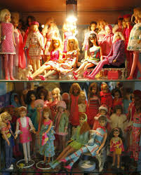 collection dolls