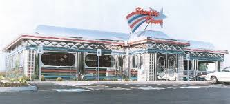1950 diners