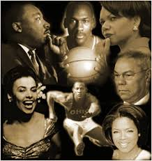 black history month background