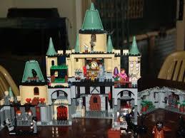 hogwarts lego castle