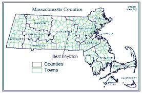 map of massachusetts by town