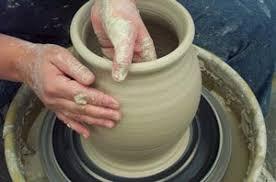 ceramic potteries