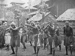 ancient african tribes