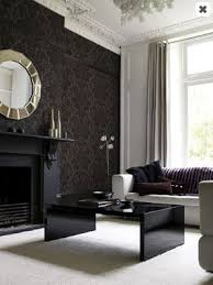 damask living room