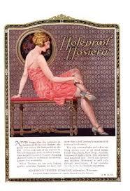 hosiery ad