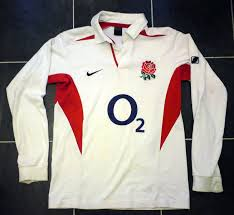 england rugby shirt 2003