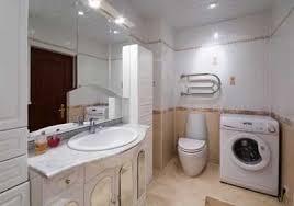 laundry room bathroom