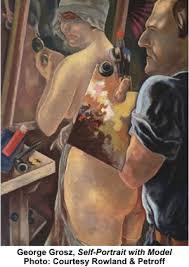 george grosz painting