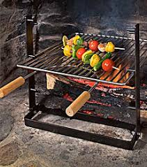 fireplace grilling