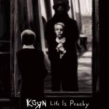 life is peachy korn