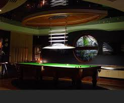 billiards table light