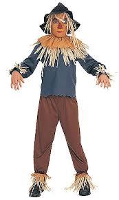 girl scarecrow costume