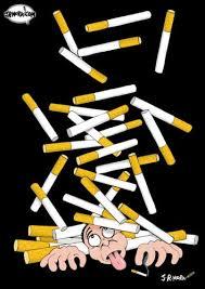 cartoon tobacco