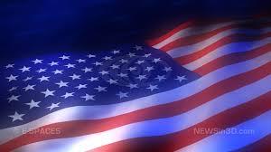 american flag colors