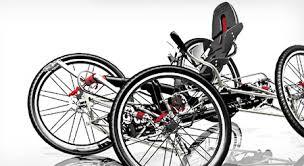 4 wheels bike