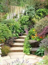 paving stone steps