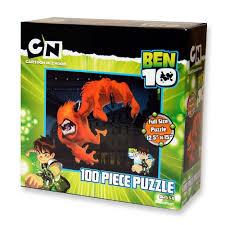 ben 10 puzzles
