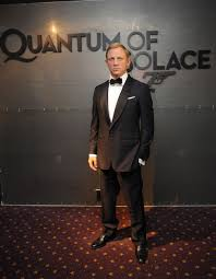 james bond figure
