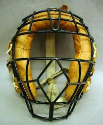 custom catchers mask
