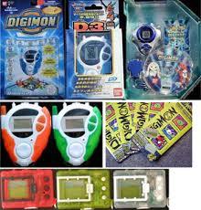 digimon digivice toys