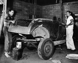 1940 ford frame
