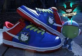 hello kitty tennis shoes
