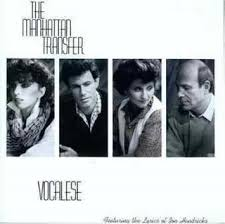manhattan transfer vocalese