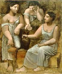 picasso three women