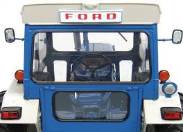 ford tractor cab