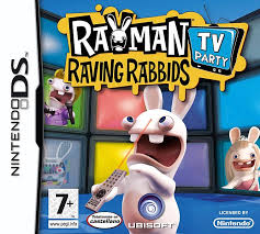 rayman tv party ds