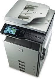 sharp photocopy machine