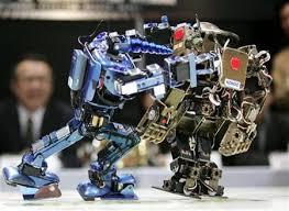 photos of robots