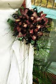 brown bouquets