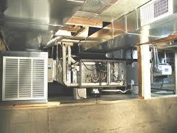 horizontal gas furnace