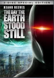 day the earth stood still dvd