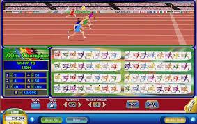 100m runners