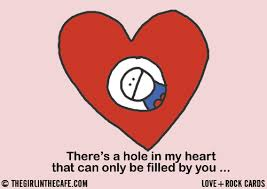 hole in my heart