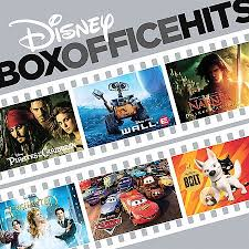 box office hits disney