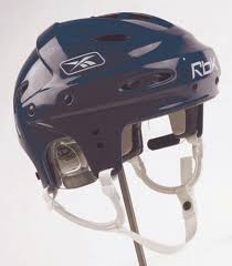 rbk hockey helmet