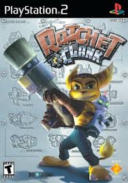 ratchet clank playstation 2