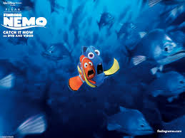 finding nemo background