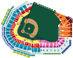 fenway park seating diagram