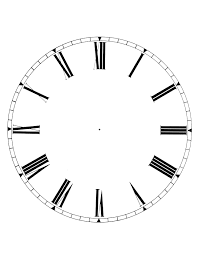 clock face graphics
